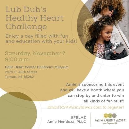 Nov7_EventPost_Lub-Dubs-Healthy-Heart-Challenge